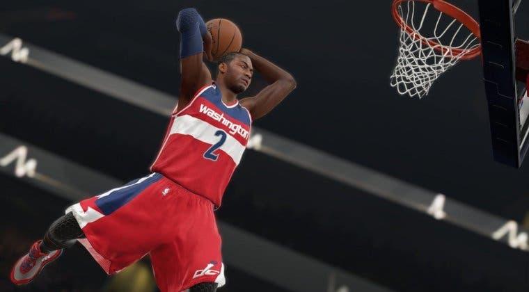 Imagen de El nuevo parche de NBA 2K16 llega a PlayStation 4