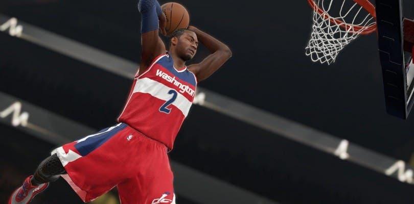 NBA 2K16 muestra su modo online en nuevo tráiler