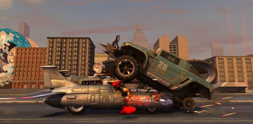 Se anuncia Carmageddon: Max Damage para Xbox One y PlayStation 4