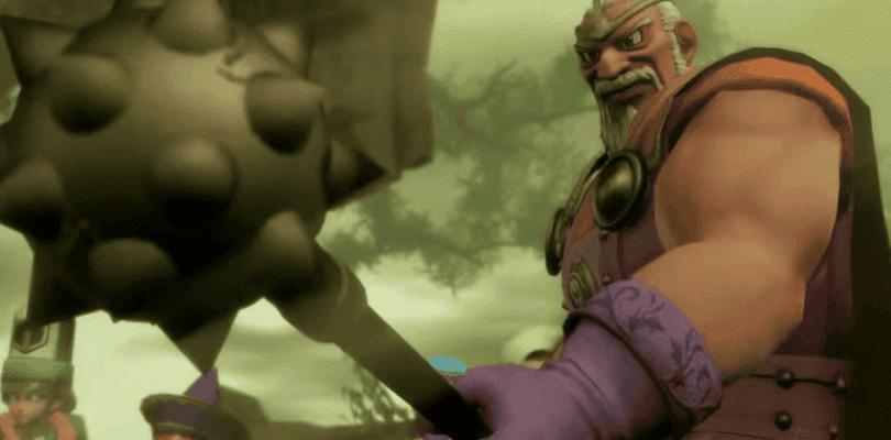 Nuevo tráiler de Dragon Quest Heroes: El infortunio del Árbol del Mundo y la raíz del mal