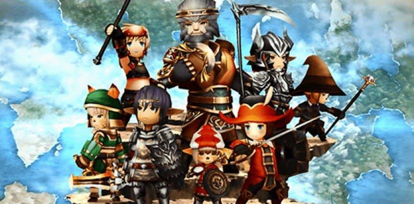 Primer tráiler de Final Fantasy Grandmasters