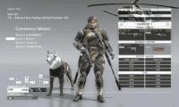 Podremos jugar con una mujer en Metal Gear Solid V: The Phantom Pain