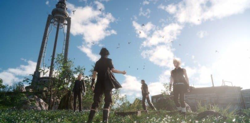 Square Enix deja abierta la posible llegada de Final Fantasy XV a PC