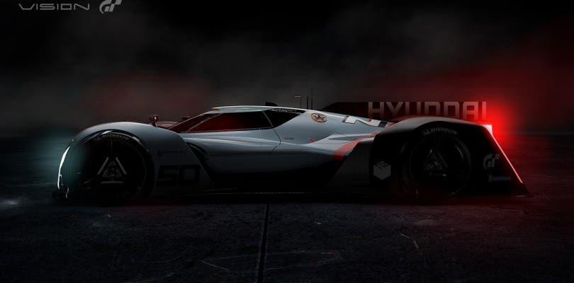 Nuevas imágenes del Hyundai N 2025 Vision Gran Turismo