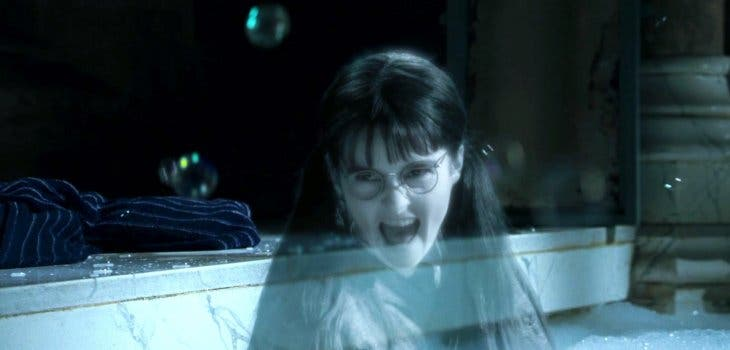 Harry Potter Myrtle la llorona