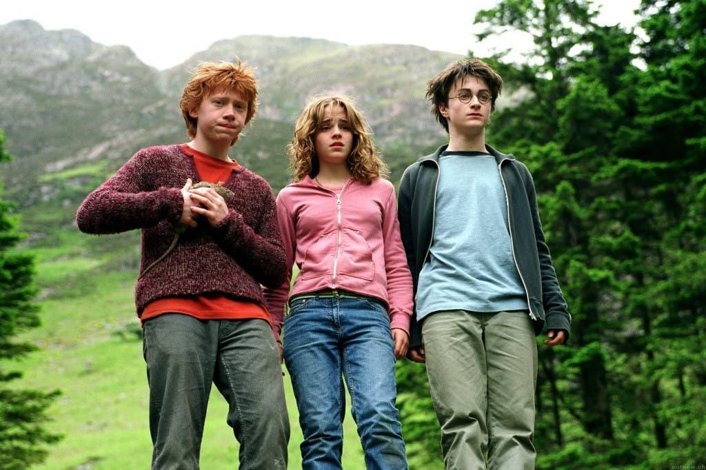 Harry Potter y el Prisionero