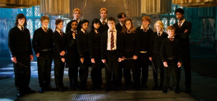 Harry Potter y la Orden