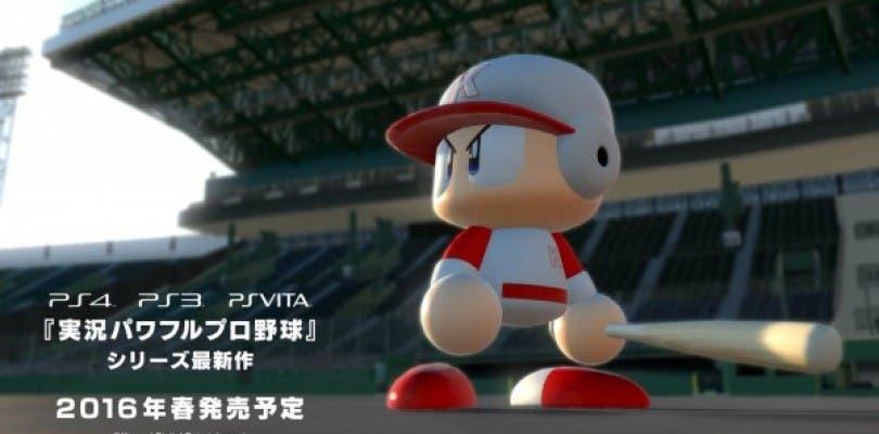 Un nuevo Jikkyou Powerful Pro Baseball llegará a las tres consolas de Sony