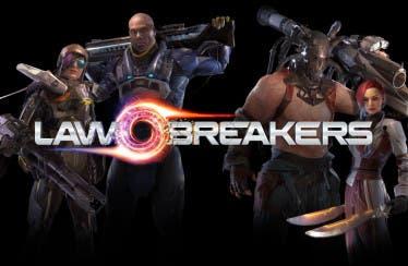 Lawbreakers se muestra en un nuevo tráiler