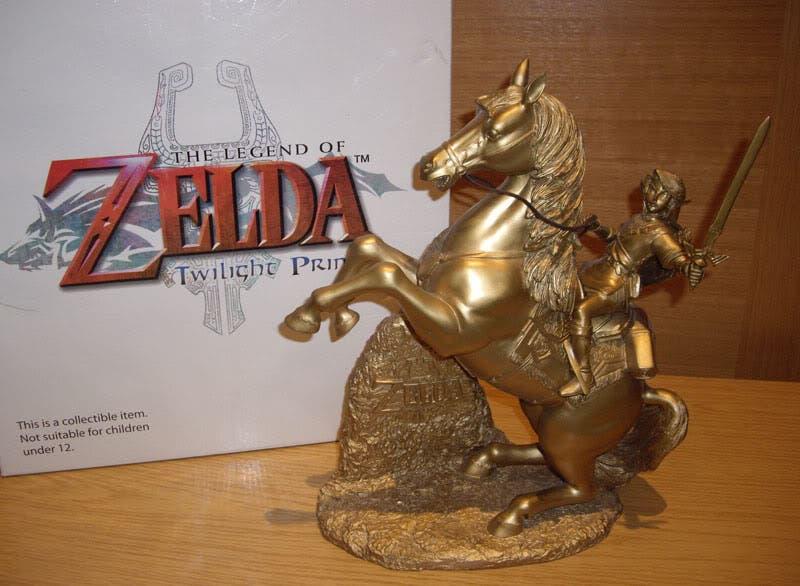 Link dorado club Nintendo