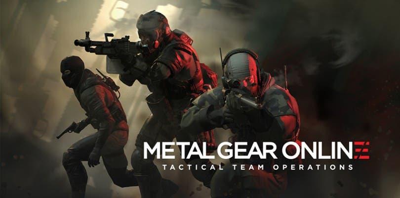 Nuevo gameplay de Metal Gear Online 3