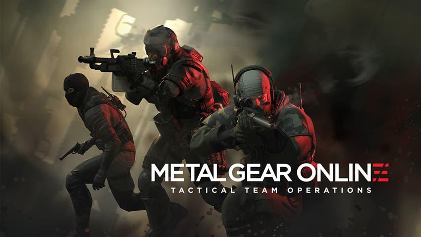 Metal Gear solid online 3