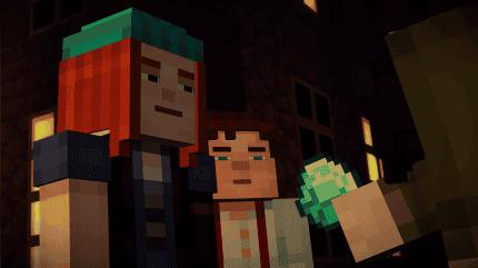 Minecraft Story Mode 11