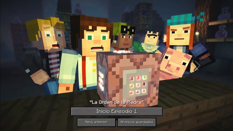 Minecraft Story Mode 15