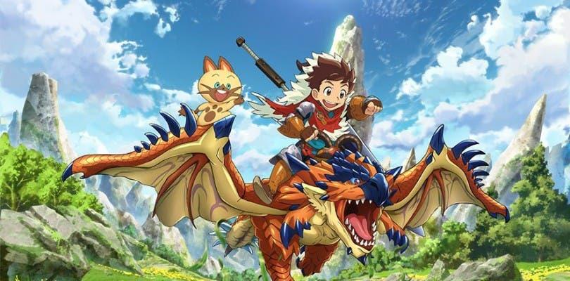 Se muestra gameplay de Monster Hunter Stories