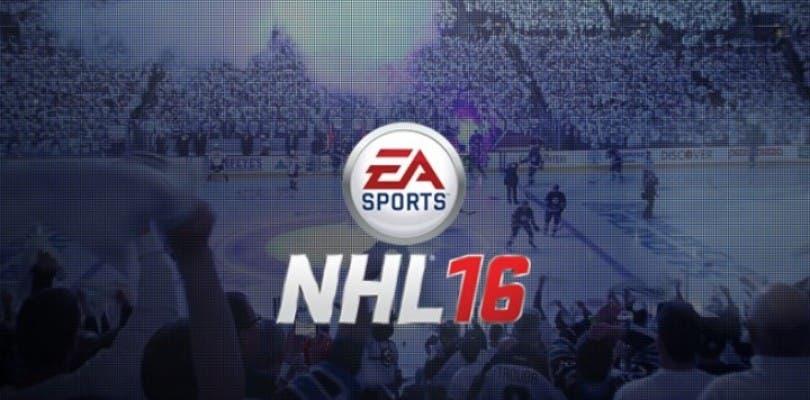 Ya se puede jugar a NHL 2016 con EA Access