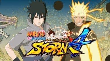 Imagen de Desbloquear personajes en Naruto Shippuden: Ultimate Ninja Storm 4
