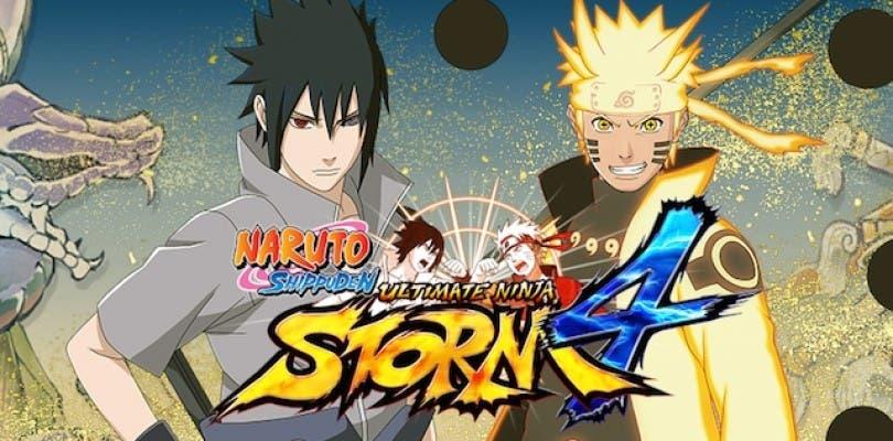 Detallados los DLCs de Naruto Shippuden: Ultimate Ninja Storm 4