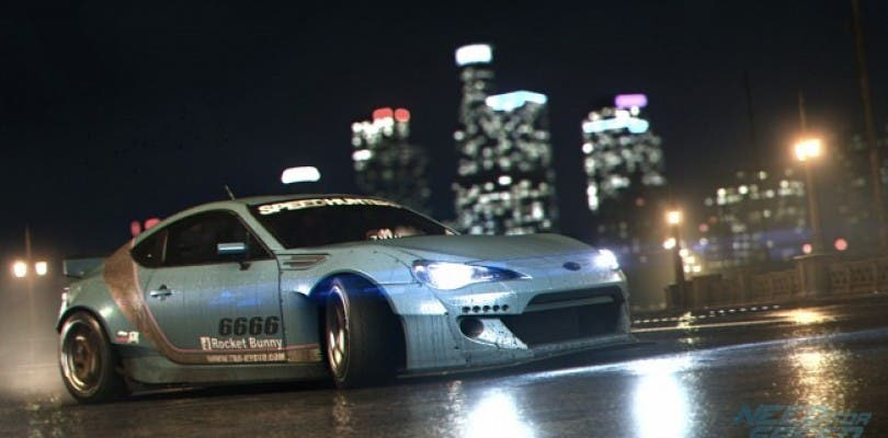 Need for Speed sufre problemas gráficos en Xbox One