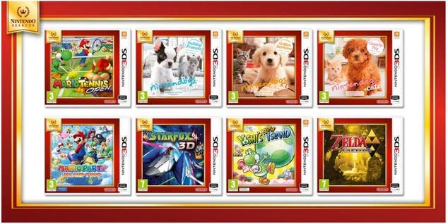 Nintendo-Selects