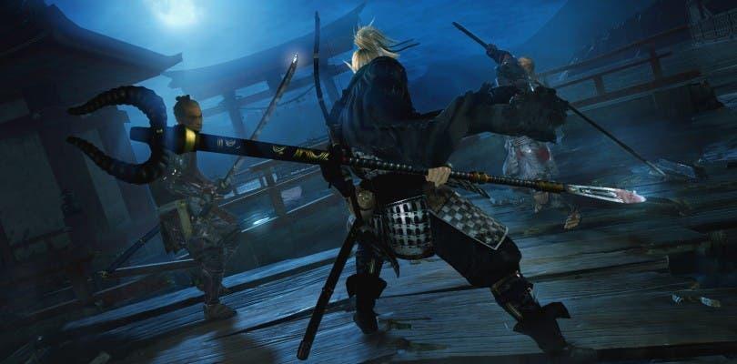 Brutal gameplay de Ni-Oh para PlayStation 4