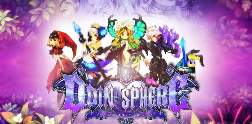 Ya disponible la demo de Odin Sphere Leifthrasir