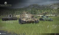 World of Tanks también llegará a PlayStation 4