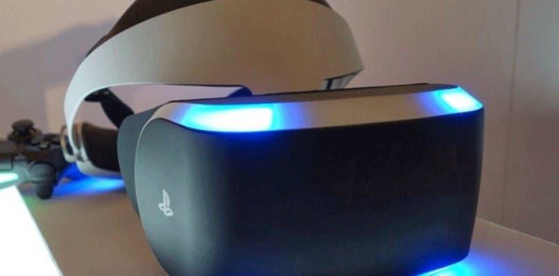 Sony habla sobre el número de reservas de PlayStation VR