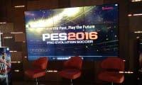 Asistimos a la presentación de Pro Evolution Soccer 2016