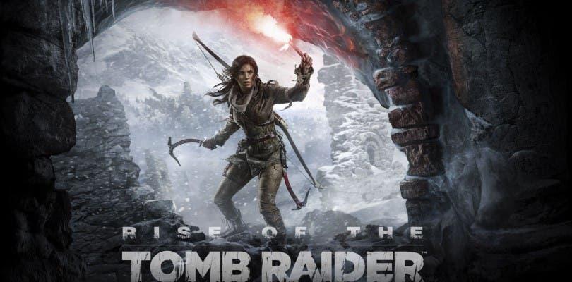 Rise of the Tomb Raider aparece en un nuevo tráiler