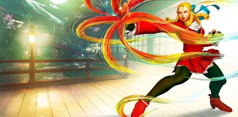 Karin confirmada para Street Fighter V