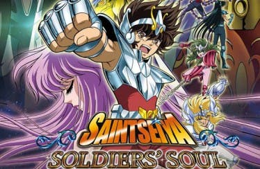 Nuevos tráilers oficiales de Saint Seiya: Soldiers' Souls