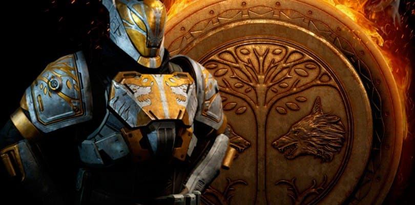 Destiny vuelve a recibir el Estandarte de Hierro