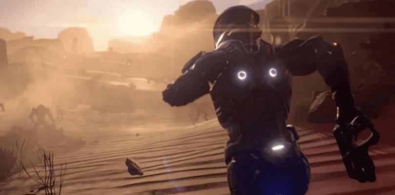 Bioware habla sobre el protagonista de Mass Effect: Andromeda
