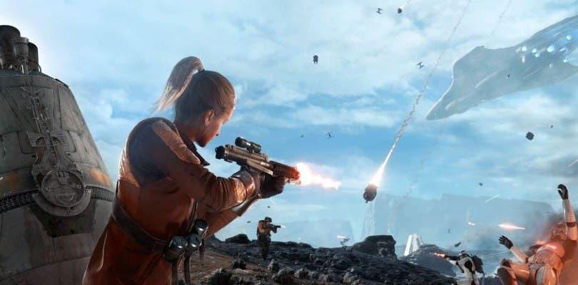 """Star Wars Battlefront – DICE desvela un nuevo modo de juego """"área de cápsulas"""""""