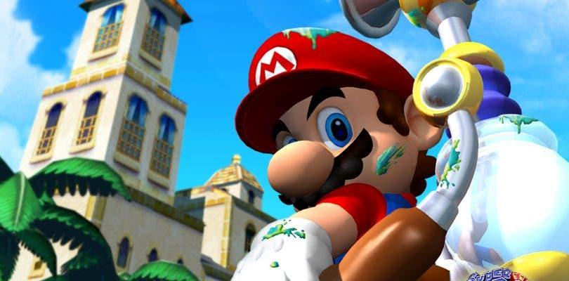 Un aficionado recrea Super Mario Sunshine en Unreal Engine 4