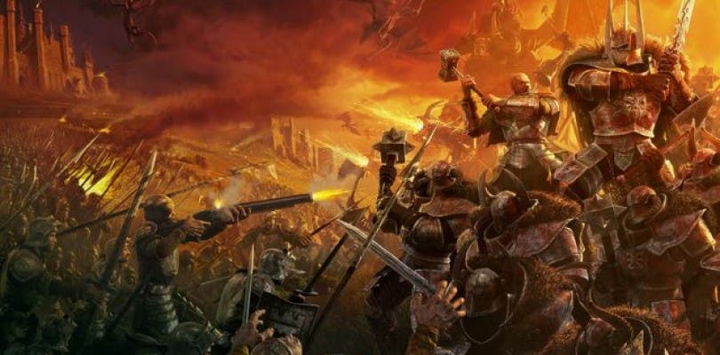 Total War: Warhammer muestra en acción a los poderosos enanos