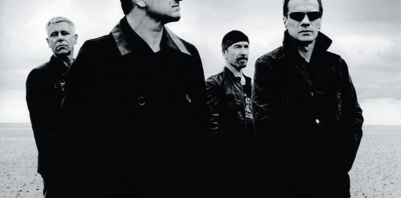 U2 aparecerá por primera vez en Rock Band 4