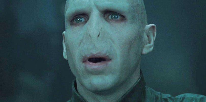 Pronuncia bien el nombre de Voldemort, o J.K. Rowling se enfadará