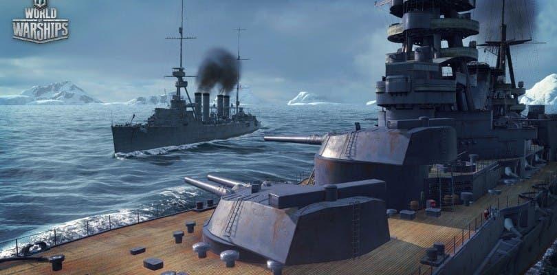 World of Warship ya está disponible