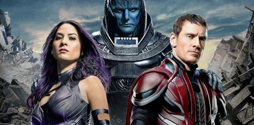 Espectacular segundo tráiler de X-Men: Apocalipsis