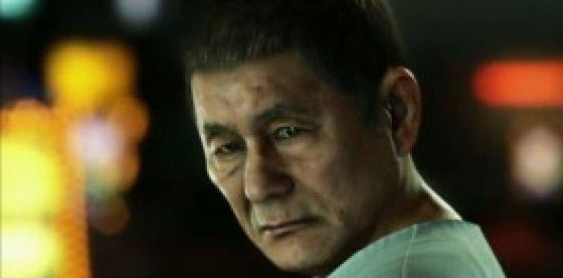 Nuevo teaser de Takeshi Kitano en Yakuza 6