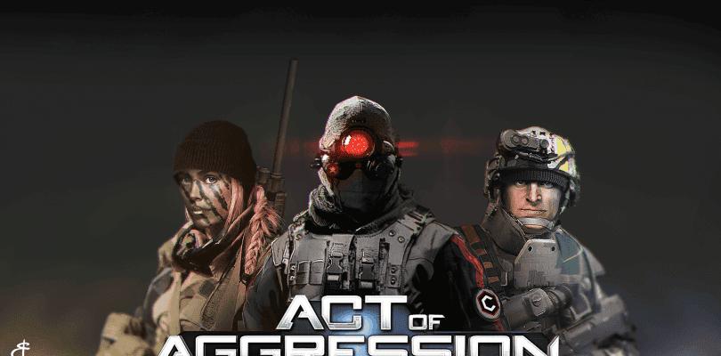 Act of Aggression muestra su tráiler de lanzamiento