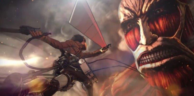 El juego Ataque a los Titanes presenta su segundo tráiler