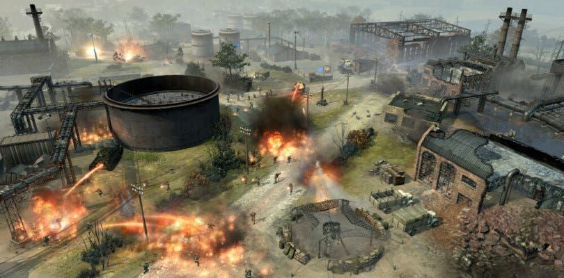 Adquiere Company of Heroes 2 gratuitamente en Steam por el fin de semana