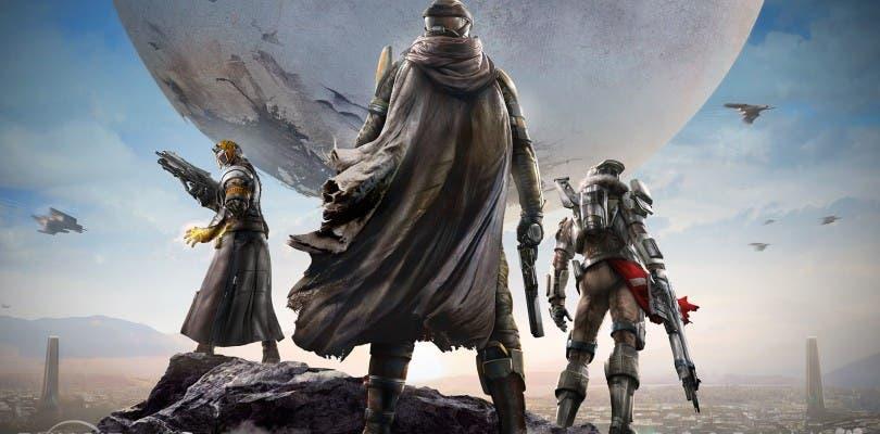Destiny recibe nuevas armas y armaduras excepcionales