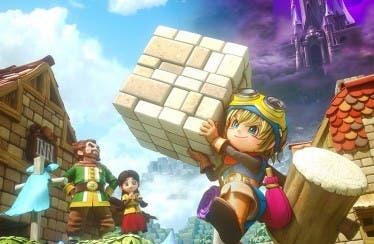 Dragon Quest Builders estrena vídeo publicitario en Japón