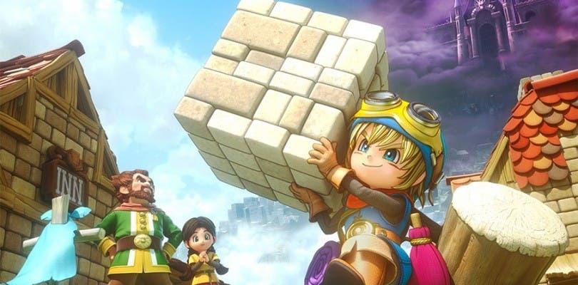 Disponible la demo de Dragon Quest Builders en Occidente
