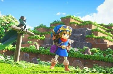 Nuevo trailer y gameplay de Dragon Quest Builders en Switch
