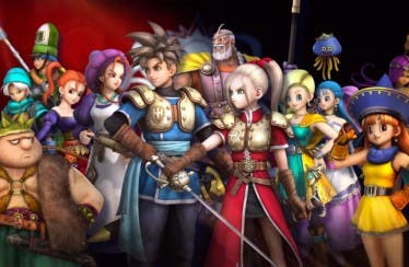 Dragon Quest Heroes nos muestra en un nuevo vídeo otros tres personajes